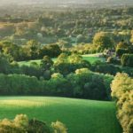 Vacanze studio nella campagna inglese