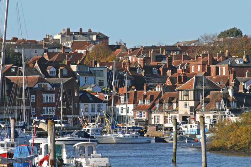Vacanze studio a Lymington